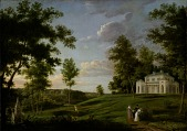 """view Southeast View of """"Sedgeley Park,"""" the Country Seat of James Cowles Fisher, Esq. digital asset number 1"""