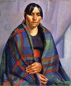 view Taos Indian Woman digital asset number 1