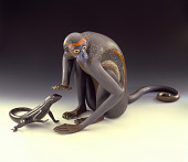 view Monkey and Lizard digital asset number 1
