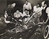view Student Mechanics (Hampton Institute, Hampton, Virginia), from the project The Negro in Virginia digital asset number 1