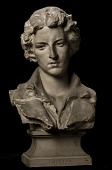 view Bust of Percy Bysshe Shelly digital asset number 1