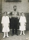 view A Workman and his Daughters, Kensington, Philadelphia digital asset number 1