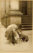 view Young Street Urchins at Play, Baltimore digital asset number 1
