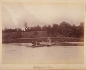 view Wethersfield Ferry, from the album Views of Charlestown, New Hampshire digital asset number 1