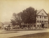 view Eagle Hotel, from the album Views of Charlestown, New Hampshire digital asset number 1