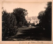 view Residence of Sherman Paris, Esquire, from the album Views of Charlestown, New Hampshire digital asset number 1