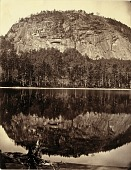 view [Echo Lake, North Conway, Franconia, White Mountains] digital asset number 1