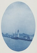 view [Lighthouse and Harbor] digital asset number 1