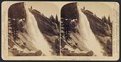 view Nevada Falls (700 feet high) Yosemite Valley, California digital asset number 1