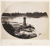 view Niagara, Horseshoe Falls and Terrapin Tower digital asset number 1