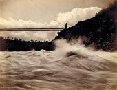 view The Rapids, Below the Suspension Bridge digital asset number 1