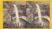 view The Artistic Series: The Kauterskill Fall, 180 feet High, Catskill Mountains digital asset number 1
