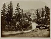 view Cascade, Nevada Falls, Yosemite, California digital asset number 1