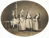 view Group at the Sanitary Commission Fair, Albany, New York digital asset number 1