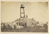 view Ruins of the Charleston Lighthouse, Morris Island, South Carolina digital asset number 1
