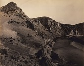 view East Entrance, Jefferson Canyon, for the Northern Pacific Railroad digital asset number 1