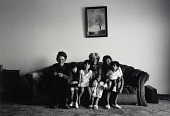 view A Tigua Family, from the portfolio The Tiguas: Pueblo Indians of Texas digital asset number 1