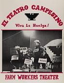 view El Teatro Campesino, Viva La Huelga! digital asset number 1
