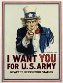 view I Want You for U.S. Army digital asset number 1