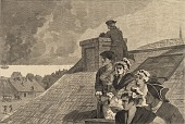 view The Battle of Bunker Hill--Watching the Fight from Cobb's Hill in Boston, from Harper's Weekly, June 26, 1875 digital asset number 1