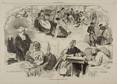 view Our Women and the War, from Harper's Weekly, September 6, 1862 digital asset number 1