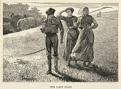 view The Last Load, from Appletons' Journal of Literature, Science, and Art, August 7, 1869 digital asset number 1