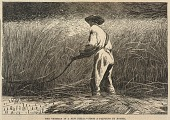 view The Veteran in a New Field, from Frank Leslie's Illustrated Newspaper, July 13, 1867 digital asset number 1