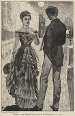view Weary and Dissatisfied With Everything, from The Galaxy, November 1869 digital asset number 1