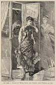 view In Came a Storm of Wind, Rain and Spray--and Portia, from The Galaxy, December 1869 digital asset number 1