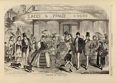 view Spring in the City, from Harper's Weekly, April 17, 1858 digital asset number 1