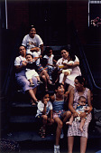 view Mothers on the Stoop, from the series Spanish Harlem digital asset number 1