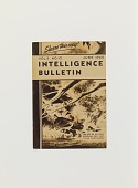 view Intelligence Bulletin (xxxix), from the series In Our Time: Covers for a Small Library After the Life for the Most Part digital asset number 1