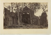view Ruins of the Church of Las Monjas, Old Panama digital asset number 1