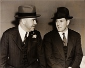 view Gene Tunney (right) with World's Fair Chief of Police, Sullivan digital asset number 1