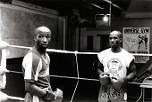 view Two Unidentified Boxers in Ring, Salfero Gym digital asset number 1