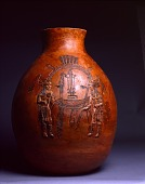 view Pot with Figurative Decoration digital asset number 1