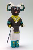 view Masked Figure digital asset number 1