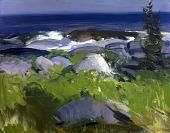 view Vine Clad Shore--Monhegan Island digital asset number 1