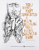 view You Have Not Converted a Man Because You Have Silenced Him digital asset number 1
