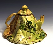 view Quilted Teapot #1 digital asset number 1