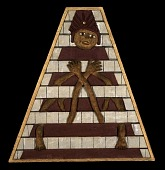 view Pyramidal Relief with Figure digital asset number 1