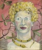 view Portrait of Hermine Katz, Atlantic City digital asset number 1
