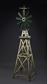 view Truncated Lighthouse Whirligig digital asset number 1