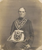 view Portrait of a Man in Masonic Attire digital asset number 1