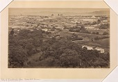 view City of Guatemala from Cerro del Carmen, Guatemala digital asset number 1