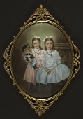 view Two Sisters with Doll digital asset number 1