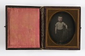 view Untitled (Child with Gilt Necklaces) digital asset number 1