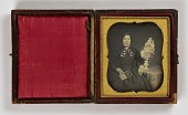 view Untitled (Woman Holding Open Daguerreotype) digital asset number 1