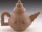 view Light Bulb Teapot (Variation #6) Yixing Series digital asset number 1