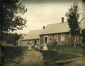 view Home of Moses Glimes, Civil War Vet digital asset number 1